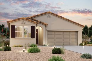 Residence 1777 - North Copper Canyon - The Grove Collection: Surprise, Arizona - Century Communities