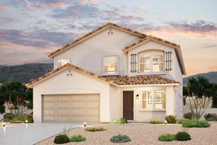 Residence 3166 - North Copper Canyon - The Grove Collection: Surprise, Arizona - Century Communities