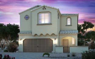 Residence 2126 - Aspen at Skye Canyon: Las Vegas, Nevada - Century Communities
