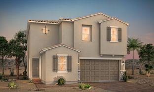 Residence 2581 - Monarch Collection at Craig Ranch: North Las Vegas, Nevada - Century Communities