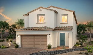 Residence 2525 - Olympic Collection at Craig Ranch: North Las Vegas, Nevada - Century Communities