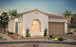 Serenity Collection at Craig Ranch by Century Communities in Las Vegas Nevada