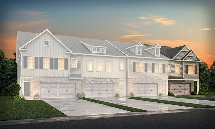 Exterior featured in the Hayes By Century Communities in Charlotte, NC