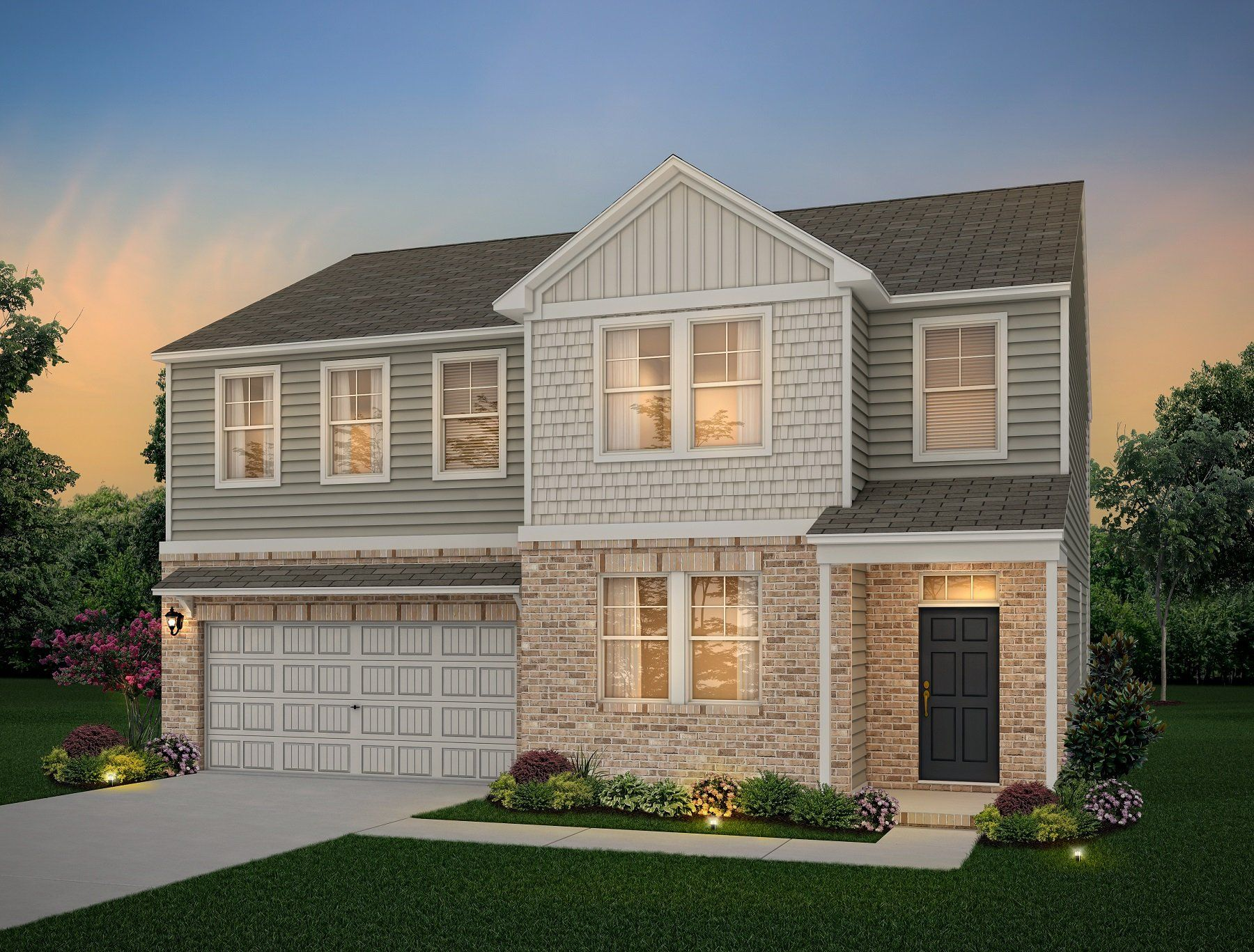 'Palm Tree Cove' by Century Communities of Charlotte Metro - SC in Charlotte