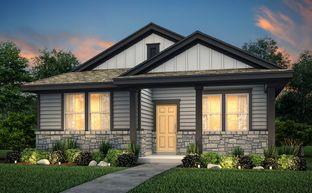 Lavaca - The Hills at Deerbrooke: Leander, Texas - Century Communities