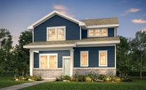 The Hills at Deerbrooke by Century Communities in Austin Texas
