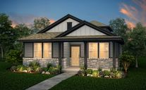 The Canyons at Deerbrooke by Century Communities in Austin Texas