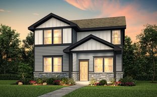 Trinity - The Canyons at Deerbrooke: Leander, Texas - Century Communities