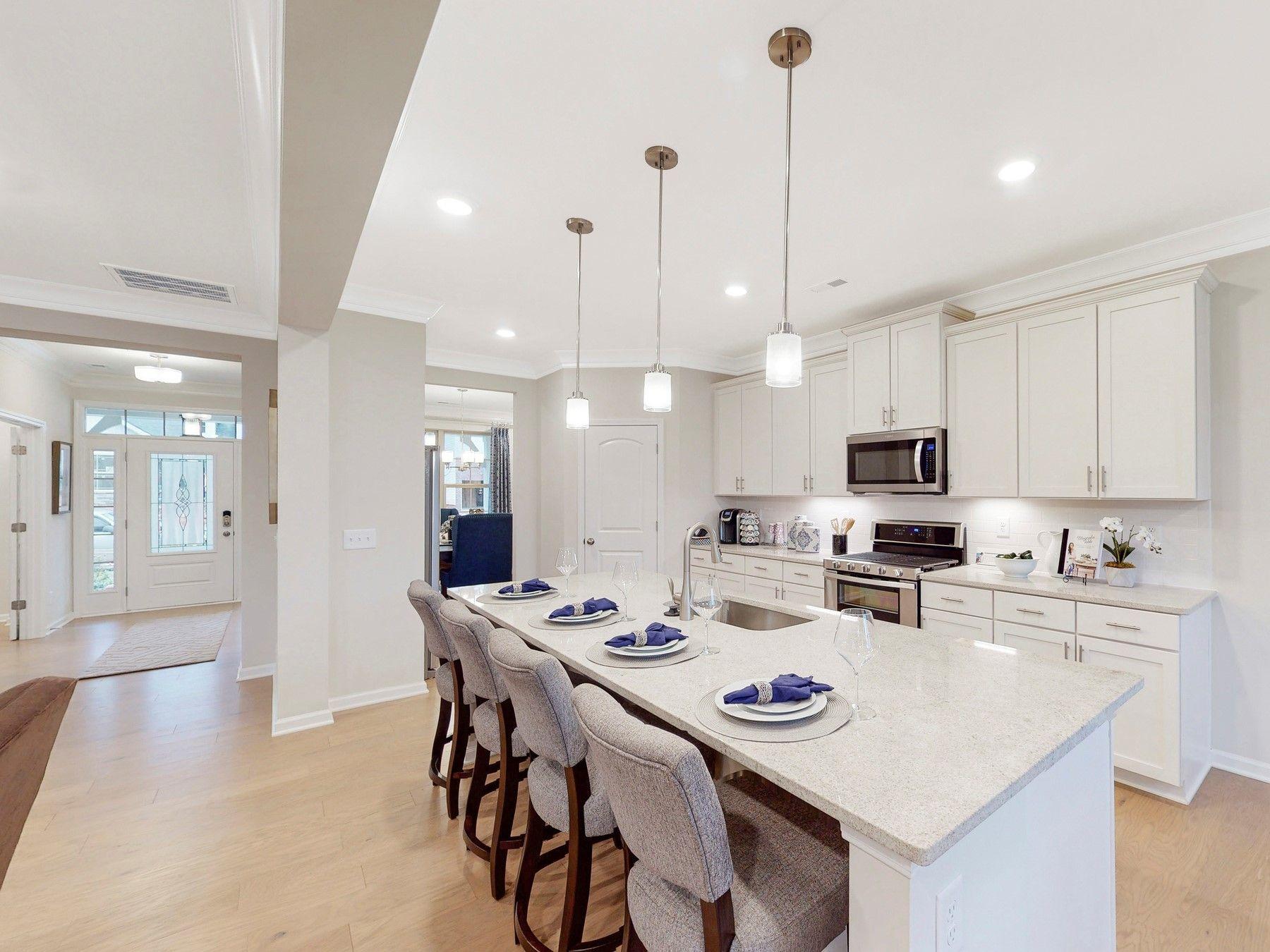 Kitchen featured in the Bridgeport By Century Communities in Charlotte, SC