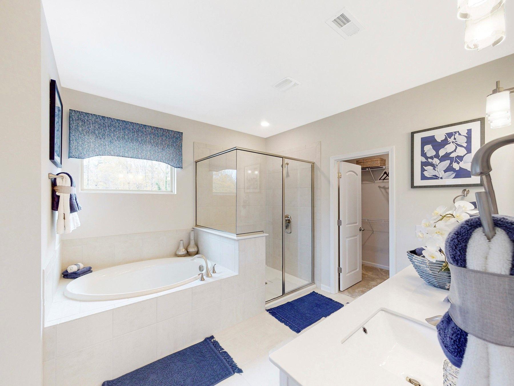 Bathroom featured in the Bridgeport By Century Communities in Charlotte, SC