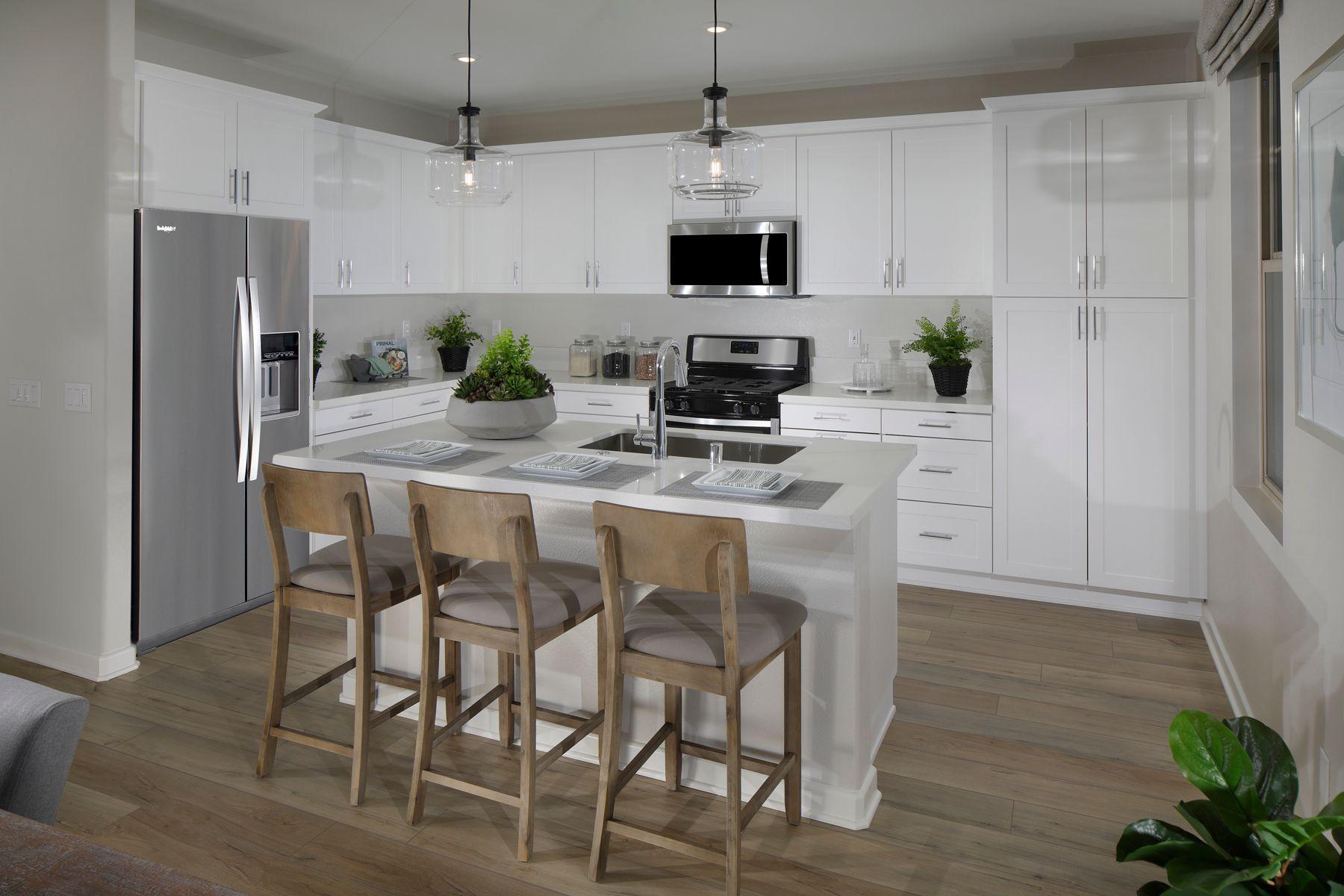 Kitchen featured in the Plan 2 By Century Communities in Riverside-San Bernardino, CA