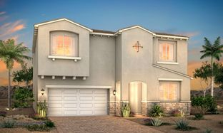 Residence 3231 - Sanctuary at Rhodes Ranch: Las Vegas, Nevada - Century Communities