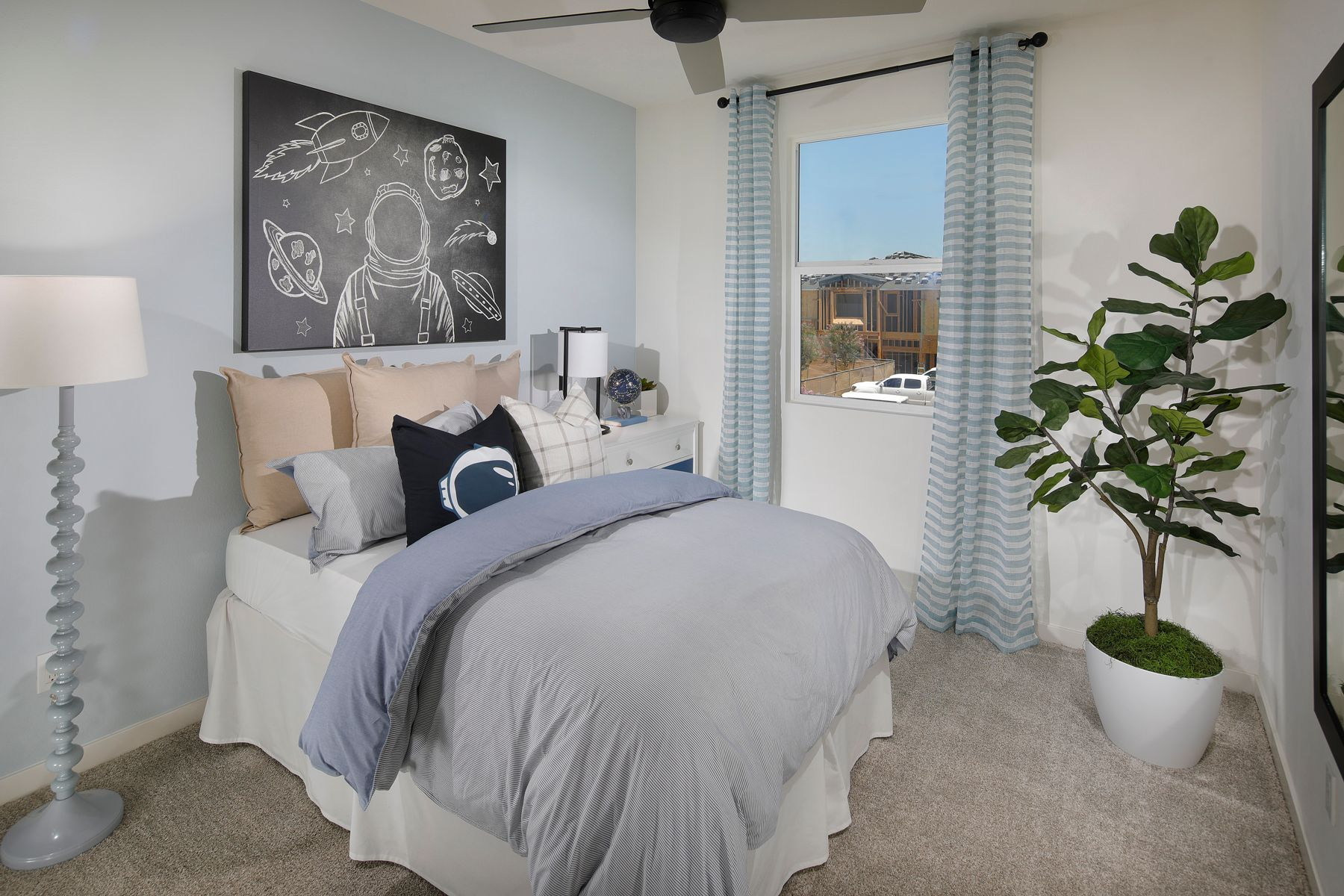 Bedroom featured in the Plan 1 By Century Communities in Los Angeles, CA