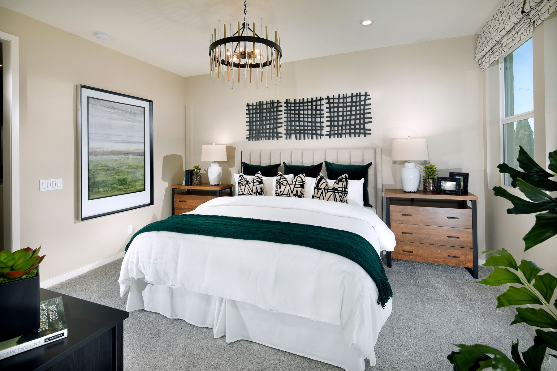 Bedroom featured in the Plan 2 By Century Communities in Los Angeles, CA