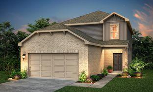Santiago - 2394 - Hidden Springs: New Braunfels, Texas - Century Communities