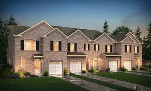 Radnor - Townes at River Oaks: Lebanon, Tennessee - Century Communities