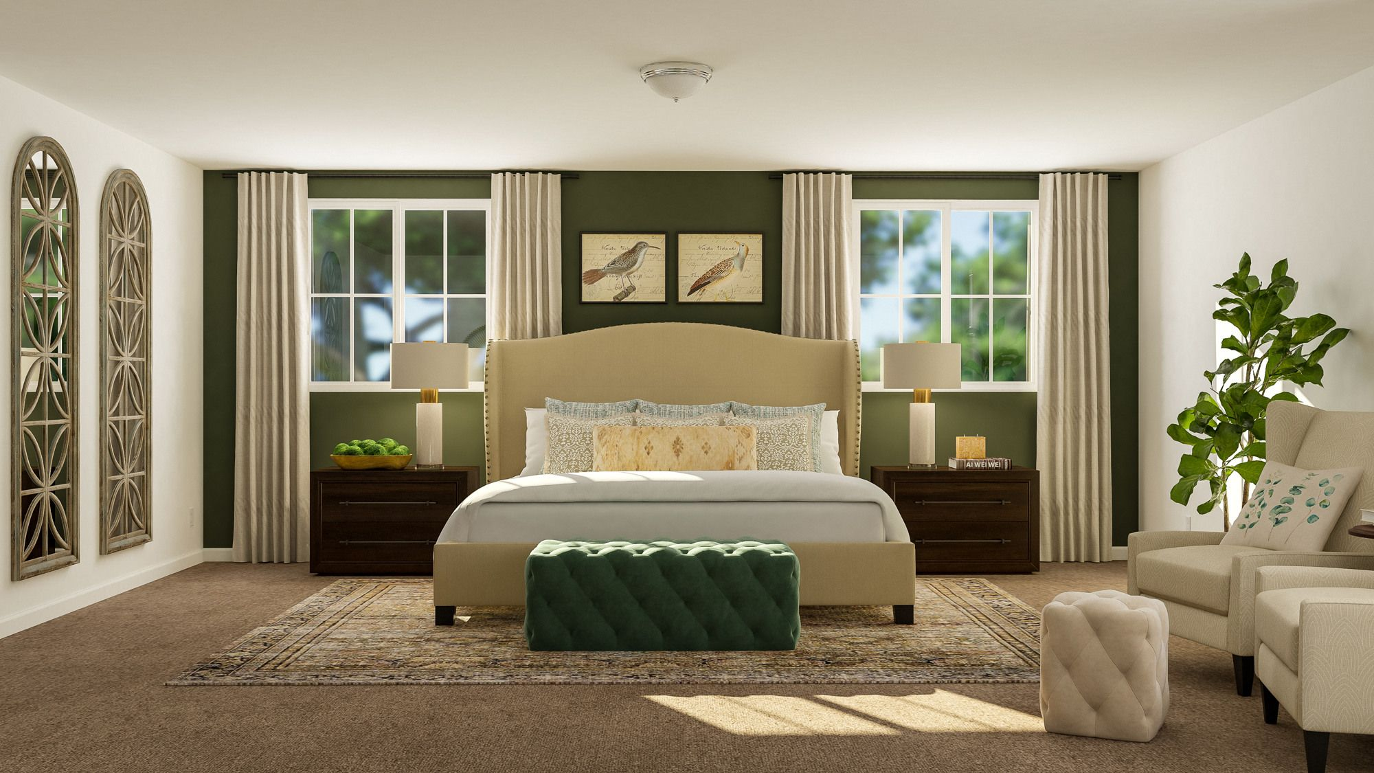 Bedroom featured in the Dahlia By Century Communities in Fresno, CA