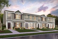 Ashton Manor Townhomes by Century Complete in Charlotte North Carolina