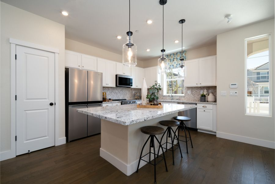 Kitchen featured in the Plan 4 By Century Communities in Stockton-Lodi, CA