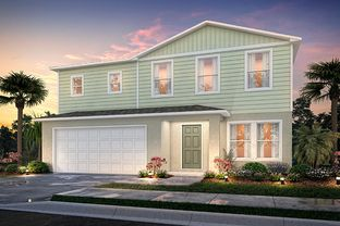 1836 Block - Spring Hill Classic: Spring Hill, Florida - Century Complete