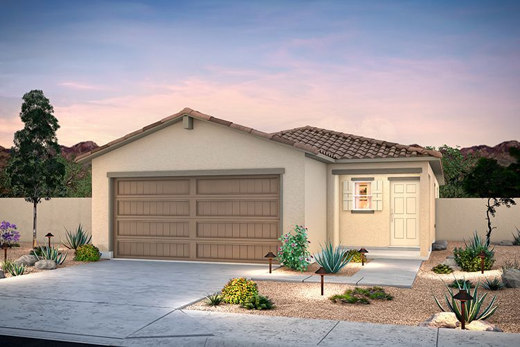 Exterior featured in the 1326 By Century Complete in Kingman-Lake Havasu City, AZ