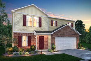 1802 - Tarkington Heights: Connersville, Indiana - Century Complete