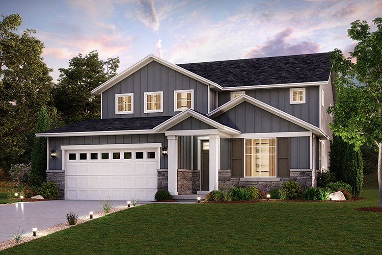 Exterior featured in the Summit By Century Communities in Provo-Orem, UT