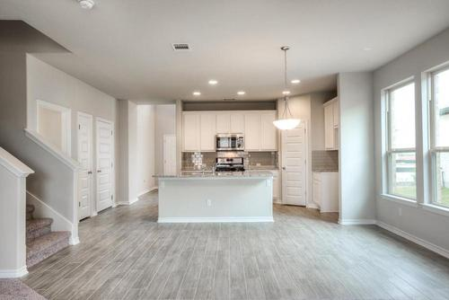 Kitchen-in-Cypress-at-Saddlecreek - Classic Collection-in-Georgetown