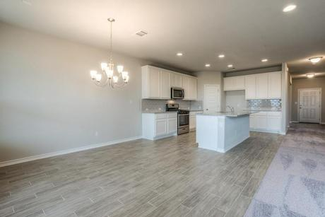 Kitchen-in-Osage-at-Saddlecreek - Classic Collection-in-Georgetown