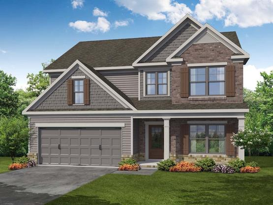 Carlson by Chafin Communities:Elevation I