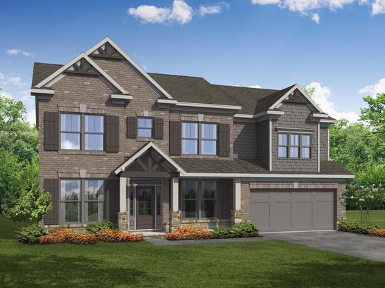 Windermere by Chafin Communities:Elevation B