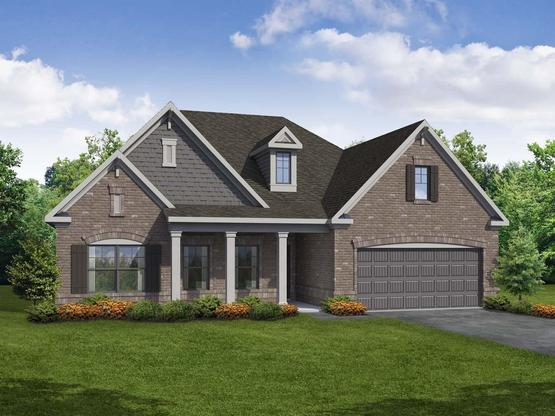 Wellington II by Chafin Communities:Elevation C