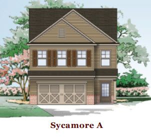 Sycamore:Elevation A