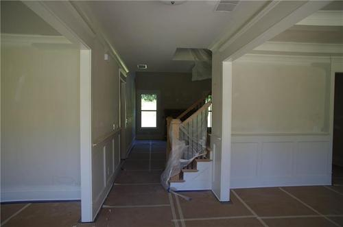 Stairway-in-from MLS-at-Parkside at Mulberry-in-Auburn
