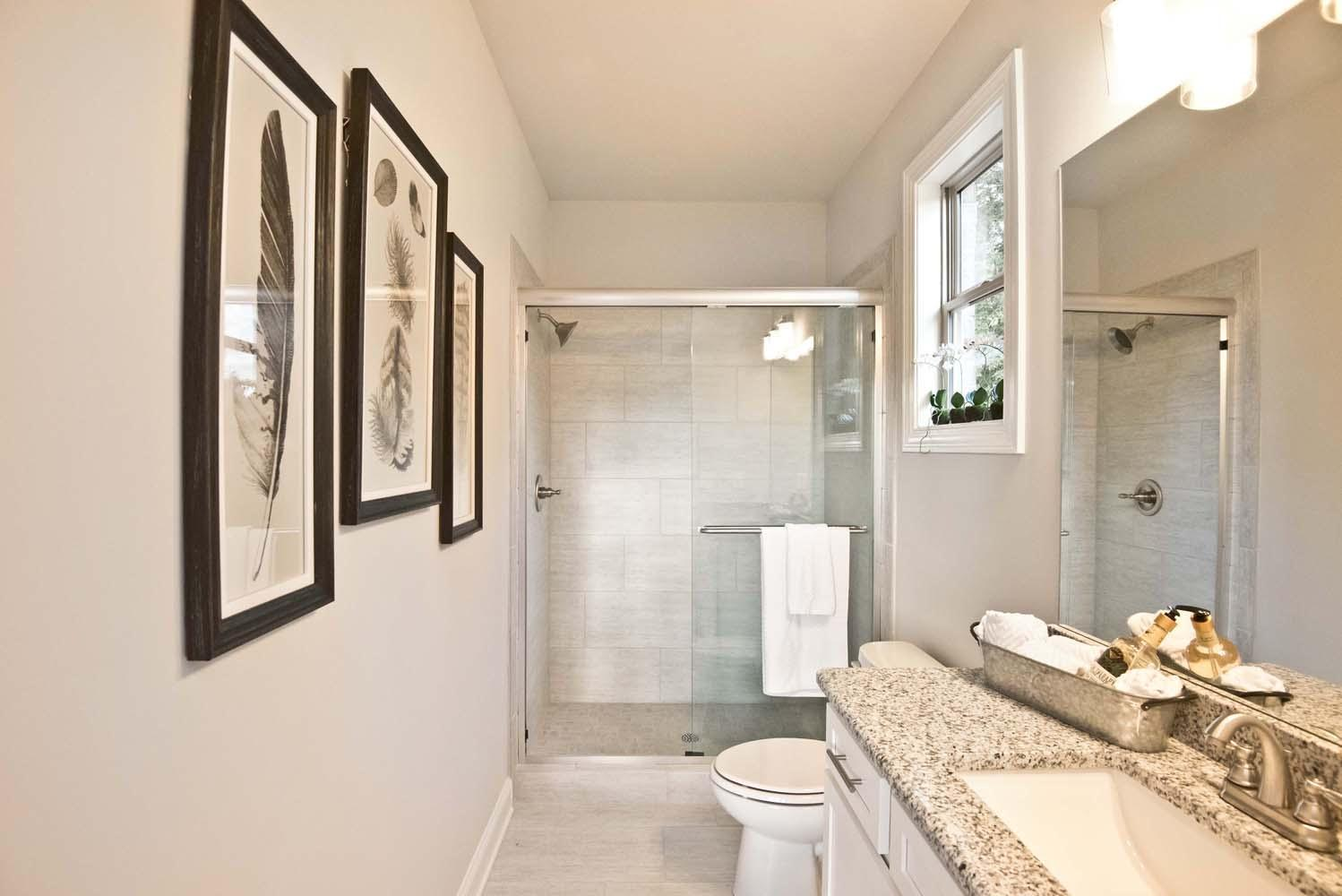 Bathroom featured in the Barkley By Chafin Communities in Atlanta, GA