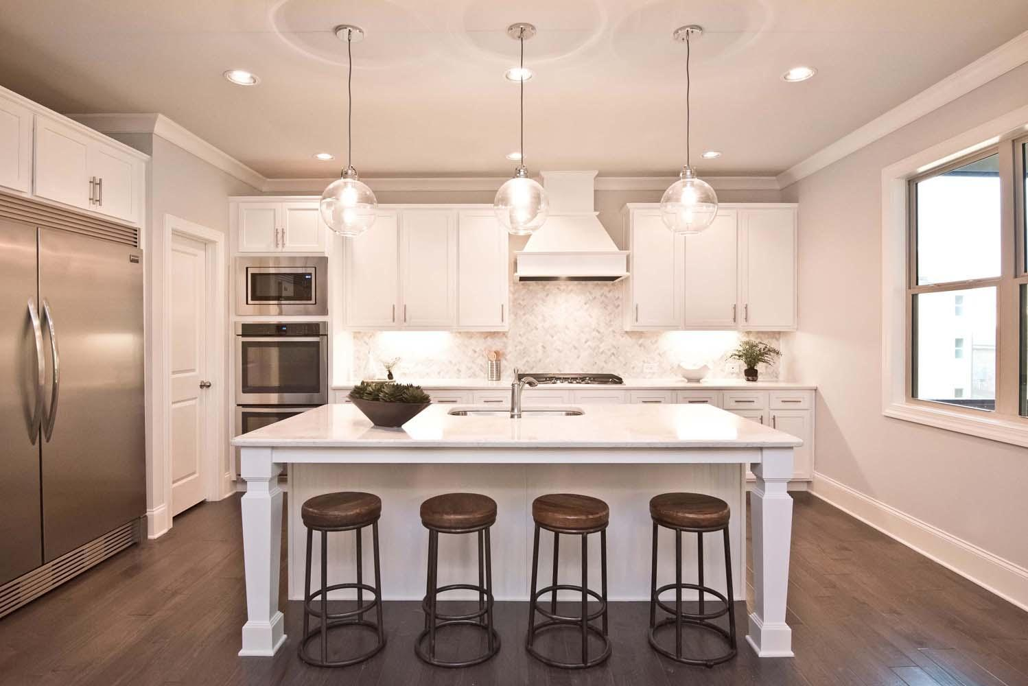 Kitchen featured in the Barkley By Chafin Communities in Atlanta, GA