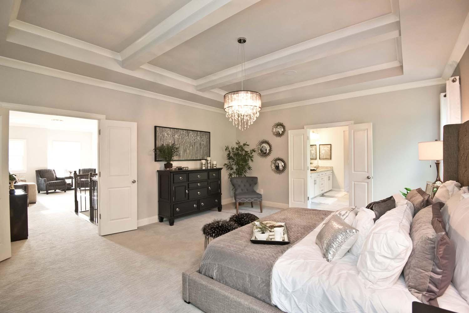 Bedroom featured in the Barkley By Chafin Communities in Atlanta, GA
