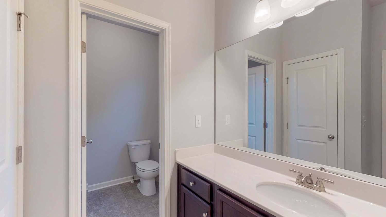 Bathroom featured in the Cottonwood By Chafin Communities in Athens, GA