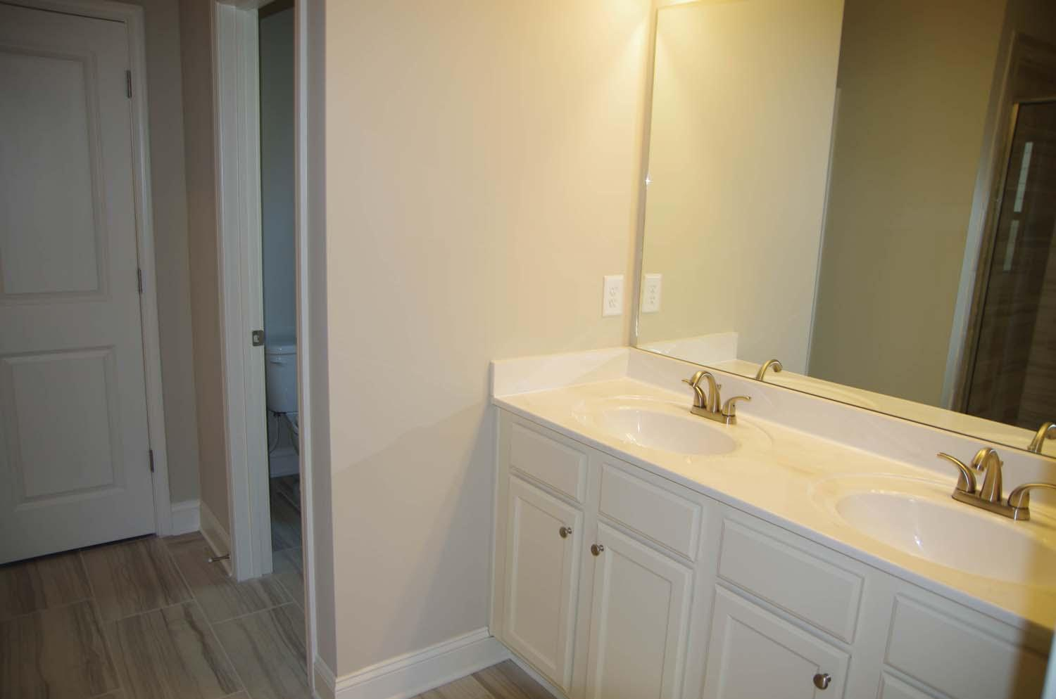 Bathroom featured in the Avery By Chafin Communities in Atlanta, GA