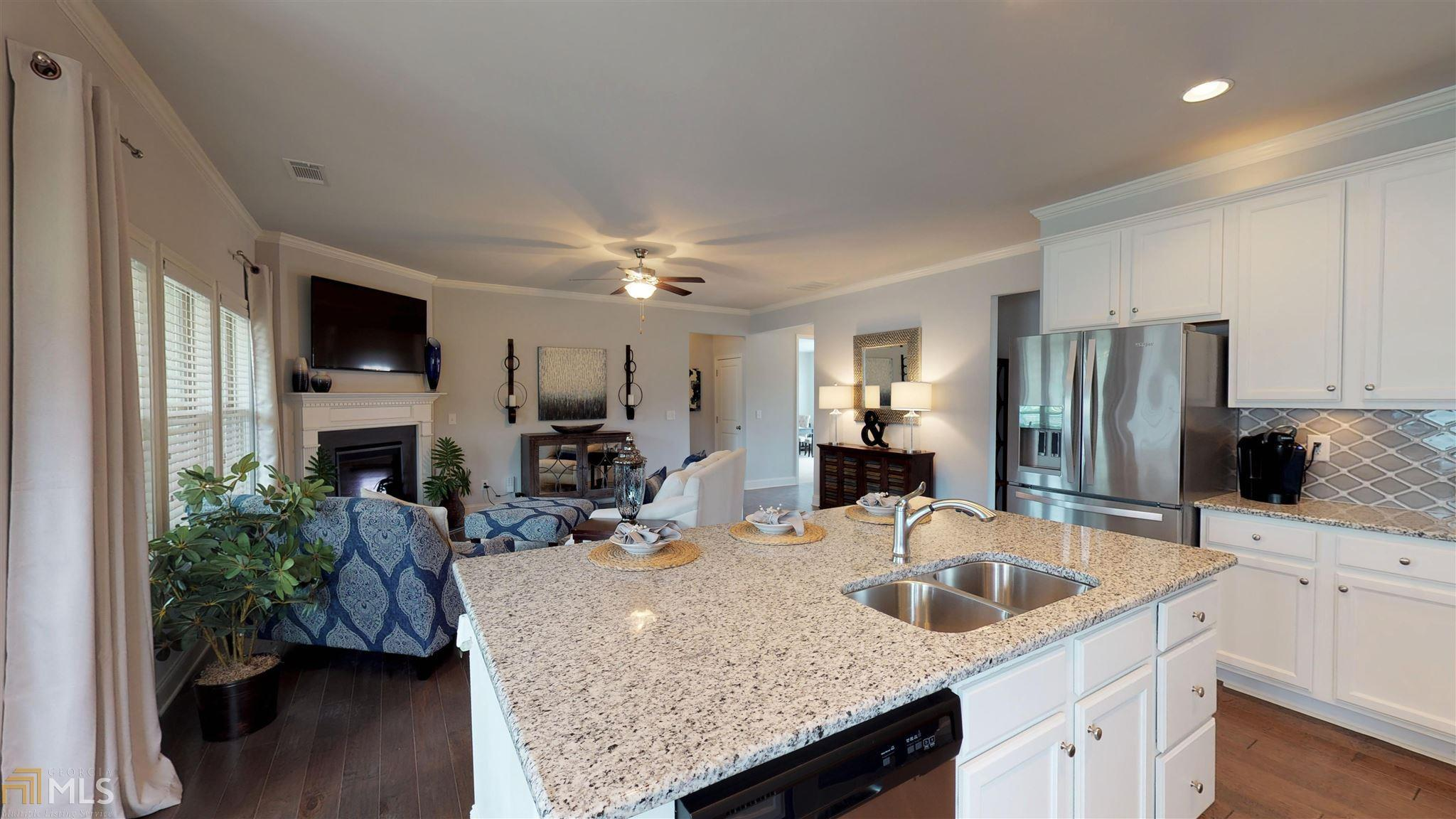Kitchen featured in the Brentwood By Chafin Communities in Atlanta, GA
