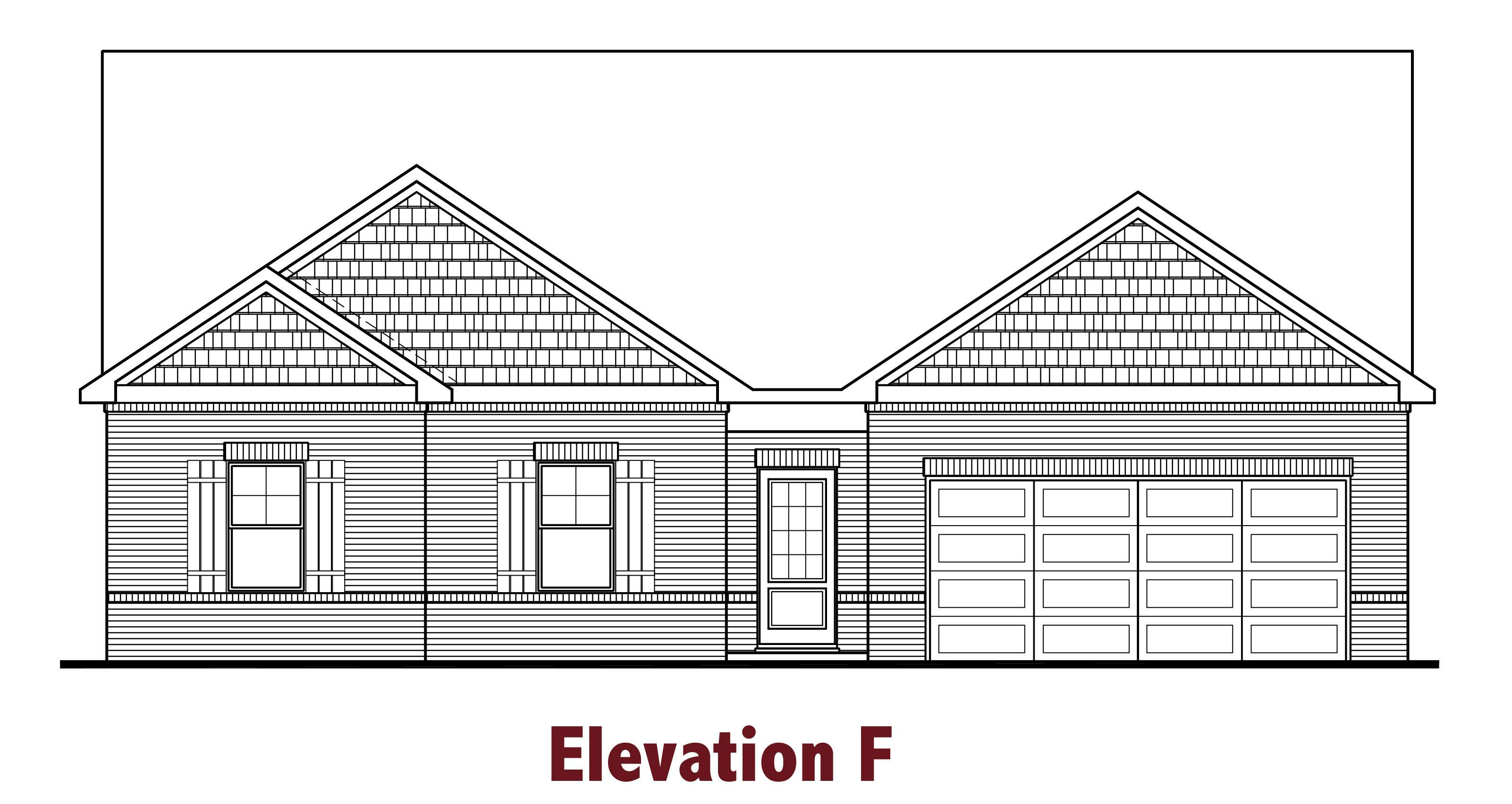 Exterior featured in the Denton By Chafin Communities in Atlanta, GA