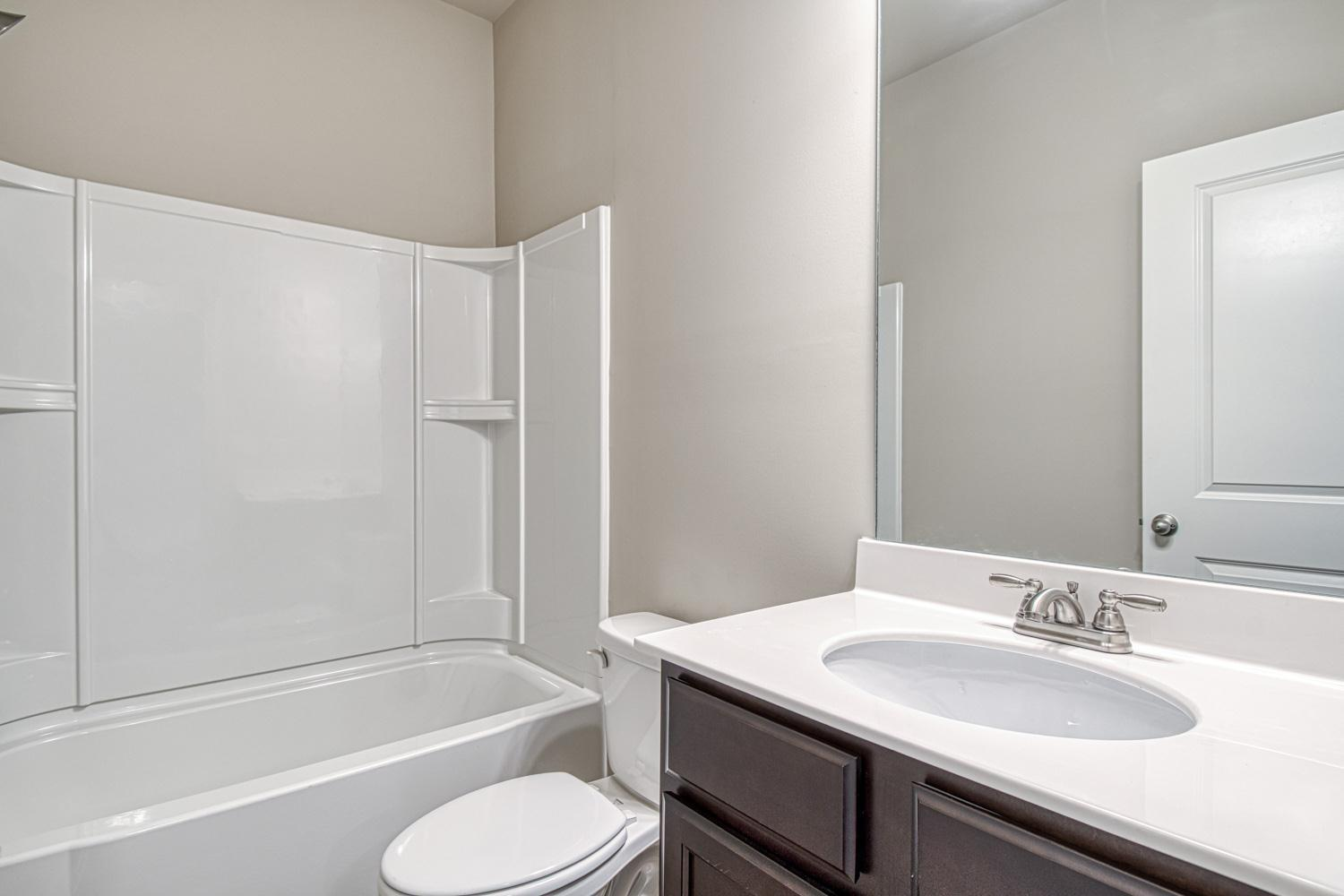 Bathroom featured in the Newport By Chafin Communities in Athens, GA