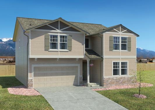 Phenomenal New Homes In Colorado Co 161 Communities Newhomesource Interior Design Ideas Oteneahmetsinanyavuzinfo