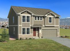 Lexington - The Enclaves at Mountain Vista Single Family Homes: Colorado Springs, Colorado - Challenger Homes