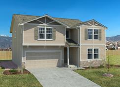 Manchester - Branding Iron at Sterling Ranch: Colorado Springs, Colorado - Challenger Homes