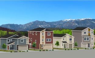 Patriot Park by Challenger Homes in Colorado Springs Colorado