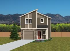 Belford at Patriot Park - Patriot Park: Colorado Springs, Colorado - Challenger Homes