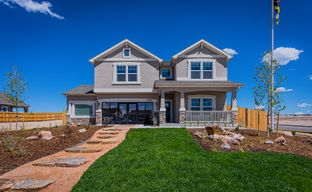 Branding Iron at Sterling Ranch by Challenger Homes in Colorado Springs Colorado