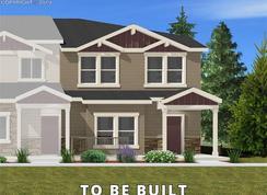 2026 Birmingham Loop - The Townes at Polaris Peak: Colorado Springs, Colorado - Challenger Homes