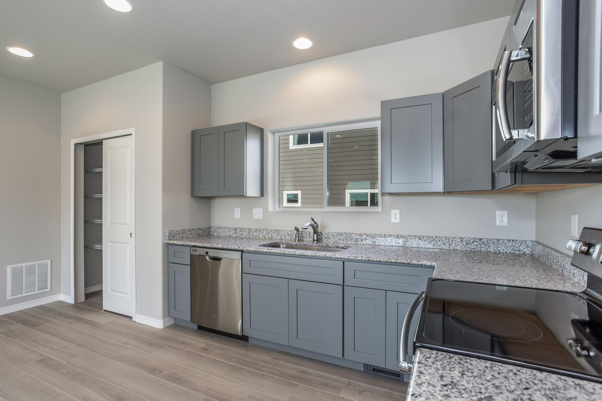 Kitchen featured in the Antero By Challenger Homes in Colorado Springs, CO